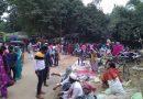 শিউলিয়া গ্রামে পীর হজরত গোলাম মাহবুব সুভানির দরগায় ঊরষ