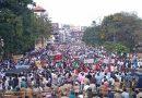 বিজেপির মিছিল থেকে পাকিস্থান জিন্দাবাদ স্লোগান: নির্দোষ মুসলিমদের মুক্তির দাবিতে SDPI এর বিশাল প্রতিবাদ মিছিল