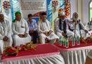আরামবাগ জুম্মা মসজিদে পাঠাগার ও মক্তব উদ্বোধনে বিশিষ্টজনেরা